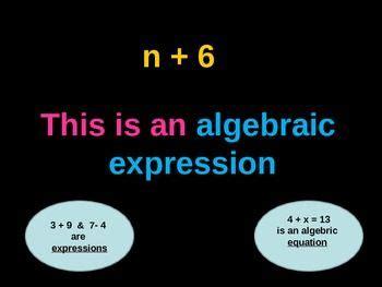Problem solving practice algebraic expressions